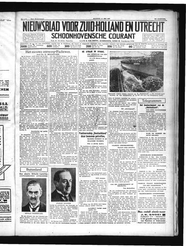 Schoonhovensche Courant 1937-05-31