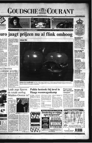 Goudsche Courant 2001-02-08