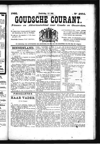 Goudsche Courant 1892-07-14