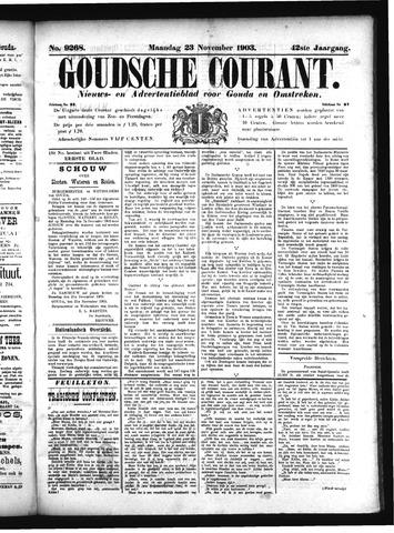 Goudsche Courant 1903-11-23