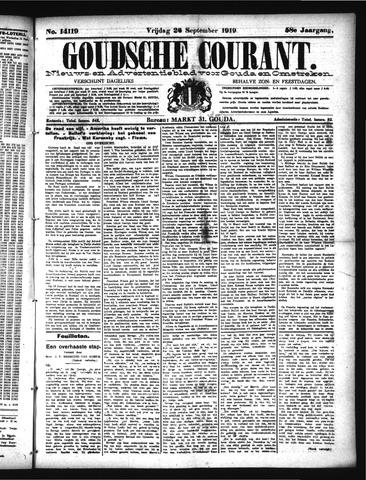 Goudsche Courant 1919-09-26