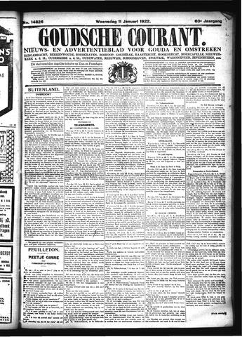 Goudsche Courant 1922-01-11