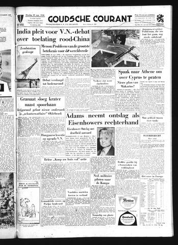 Goudsche Courant 1958-09-23