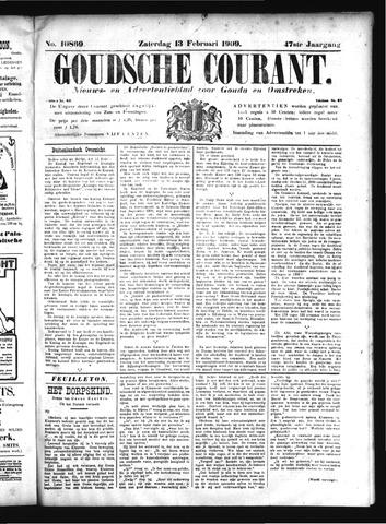 Goudsche Courant 1909-02-13