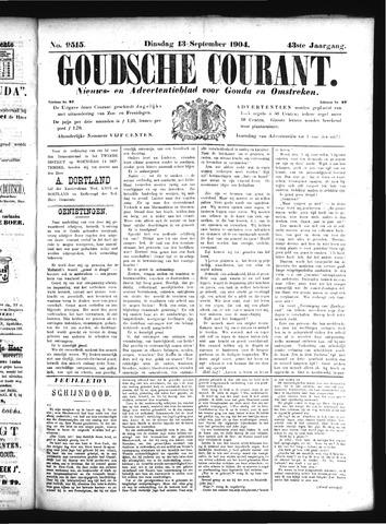 Goudsche Courant 1904-09-13
