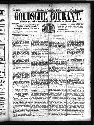 Goudsche Courant 1898-11-08