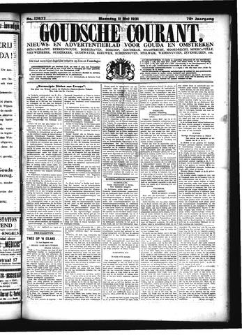 Goudsche Courant 1931-05-11