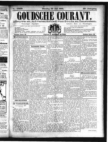 Goudsche Courant 1913-07-22