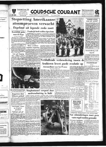 Goudsche Courant 1958-08-21