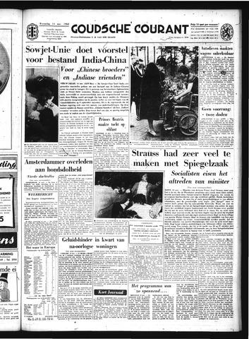 Goudsche Courant 1962-11-14