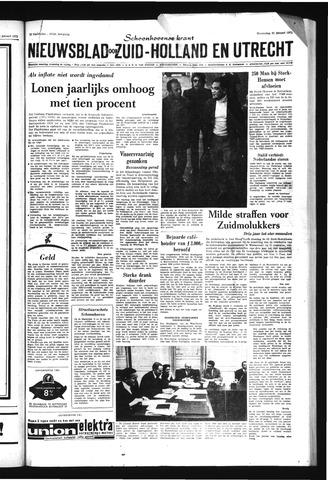 Schoonhovensche Courant 1971-01-20