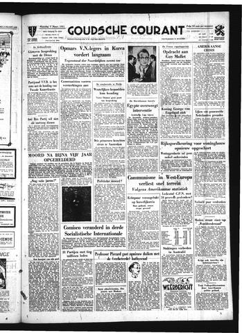 Goudsche Courant 1951-03-05