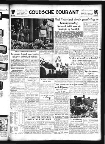 Goudsche Courant 1956-05-01