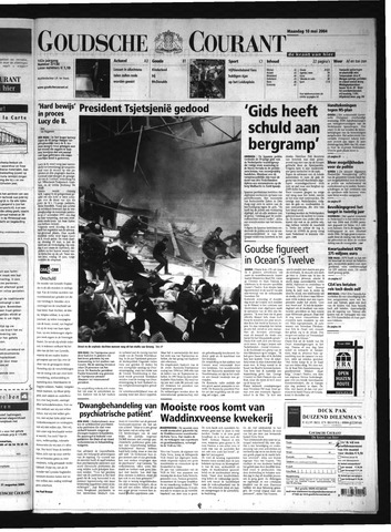 Goudsche Courant 2004-05-10