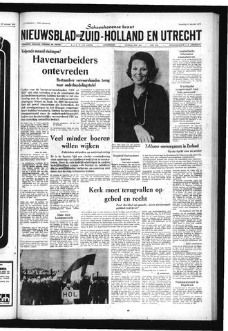 Schoonhovensche Courant 1972-01-31