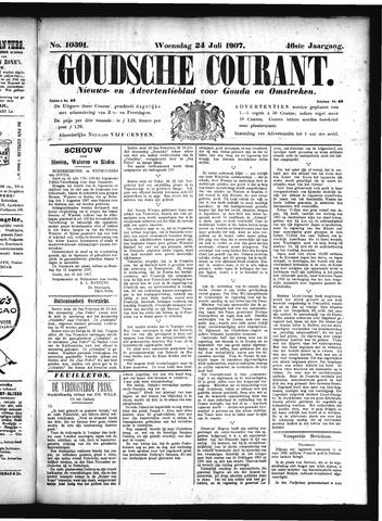 Goudsche Courant 1907-07-24