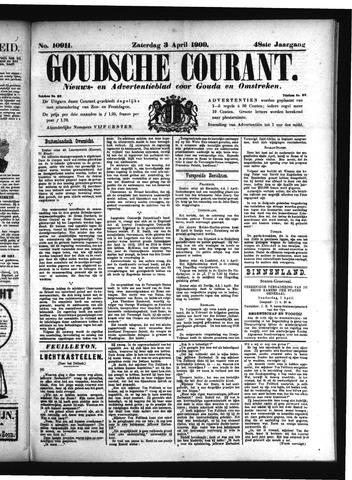 Goudsche Courant 1909-04-03