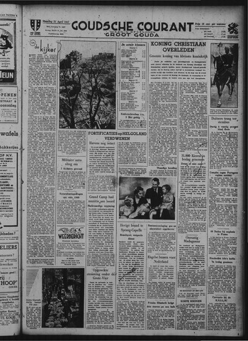 Goudsche Courant 1947-04-21