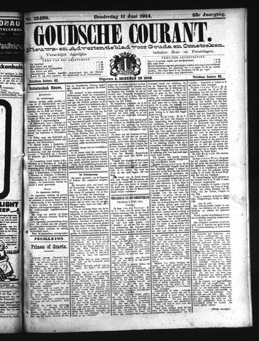Goudsche Courant 1914-06-11