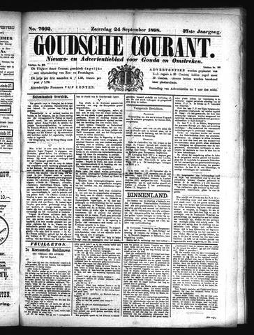 Goudsche Courant 1898-09-24