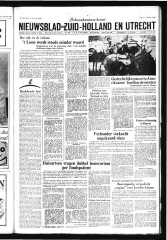 Schoonhovensche Courant 1966-10-07