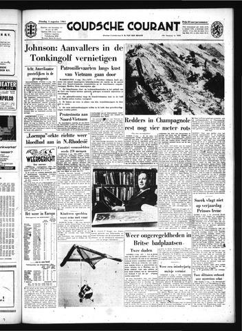 Goudsche Courant 1964-08-04