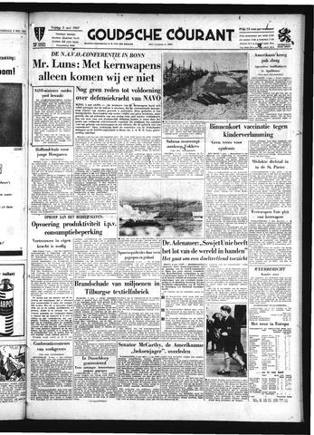 Goudsche Courant 1957-05-03
