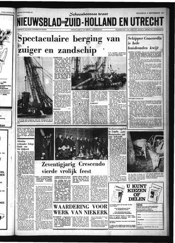 Schoonhovensche Courant 1974-09-09