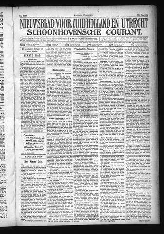 Schoonhovensche Courant 1929-07-17