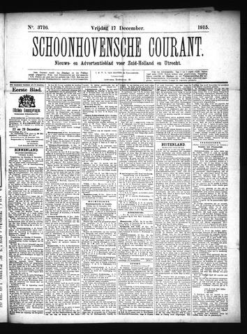 Schoonhovensche Courant 1915-12-17