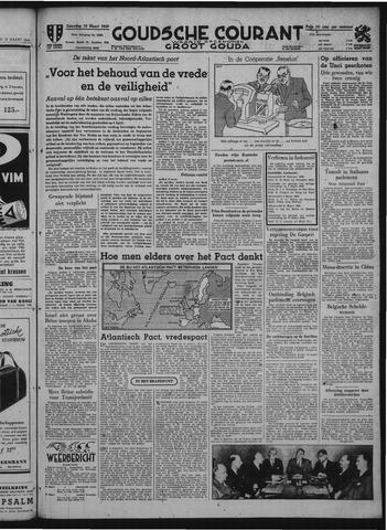 Goudsche Courant 1949-03-19