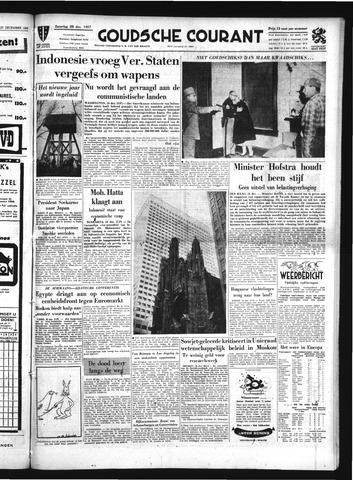 Goudsche Courant 1957-12-28