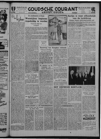 Goudsche Courant 1949-05-28