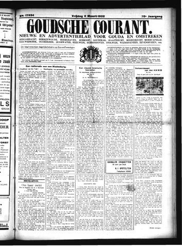 Goudsche Courant 1932-03-11