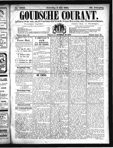 Goudsche Courant 1913-07-05