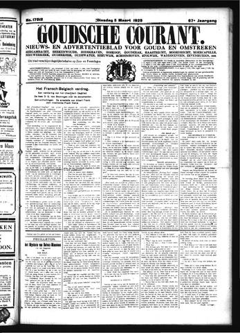 Goudsche Courant 1929-03-05