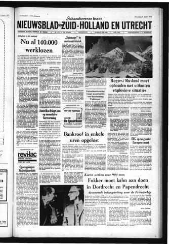 Schoonhovensche Courant 1972-03-08