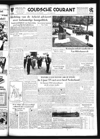 Goudsche Courant 1954-10-15