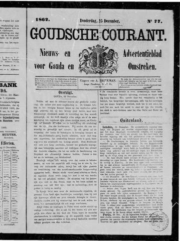 Goudsche Courant 1862-12-25