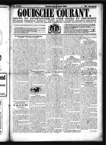 Goudsche Courant 1930-04-03