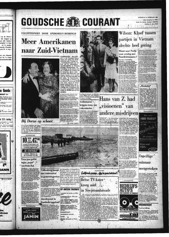 Goudsche Courant 1968-02-14