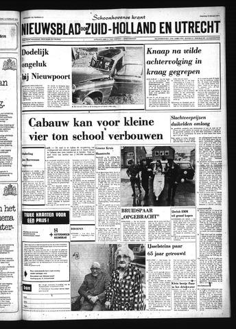 Schoonhovensche Courant 1974-02-18