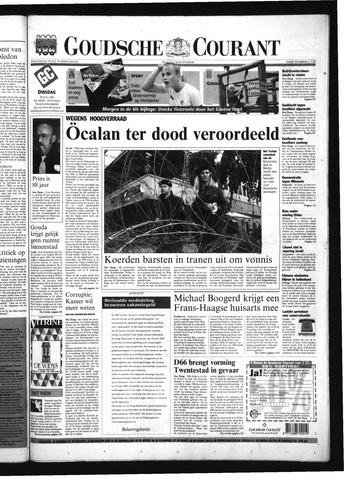 Goudsche Courant 1999-06-29