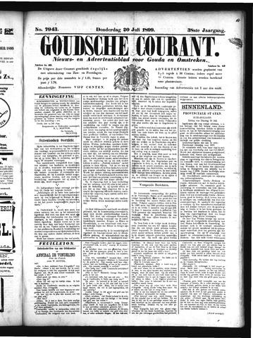 Goudsche Courant 1899-07-20