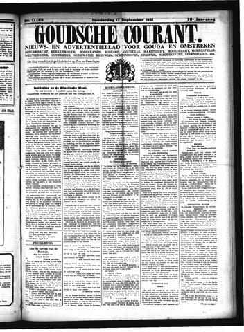 Goudsche Courant 1931-09-17