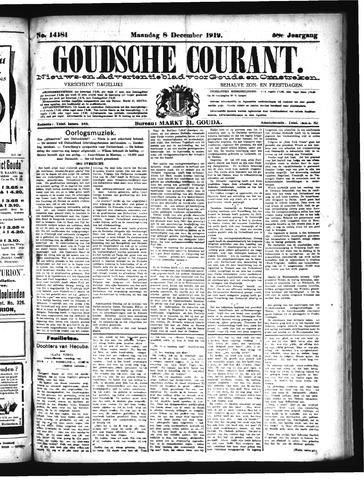 Goudsche Courant 1919-12-08