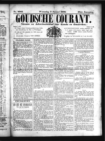 Goudsche Courant 1900-01-03
