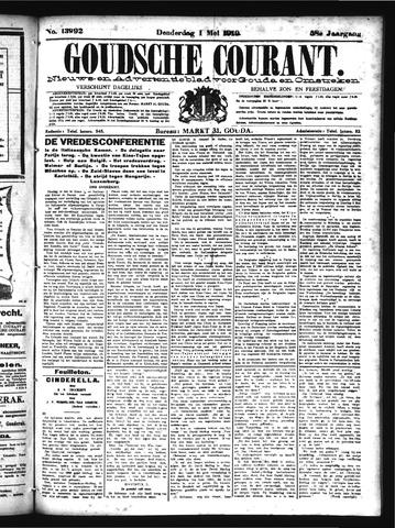 Goudsche Courant 1919-05-01