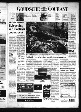 Goudsche Courant 2002-05-11