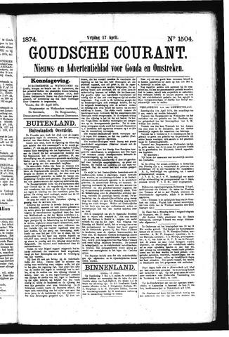 Goudsche Courant 1874-04-17